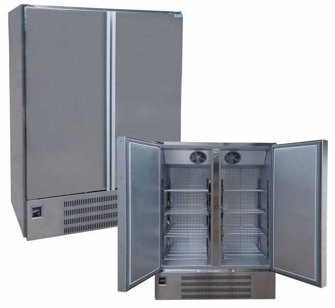 Frost-Tech Double Door Gastronorm Freezer