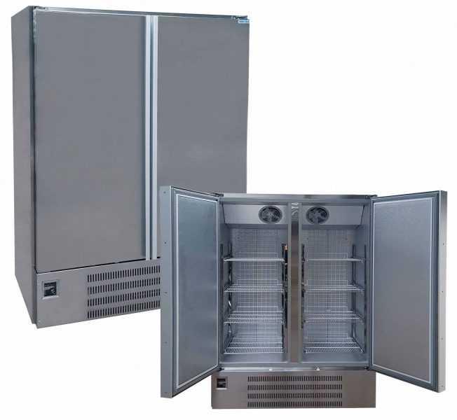Frost-Tech Double Door Chiller meat