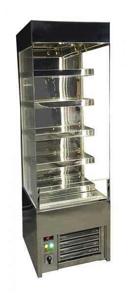Heated Display Cabinets for Food | ECO-Fridge Ltd