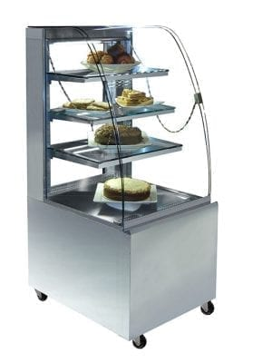 Closed Patisserie with Castors