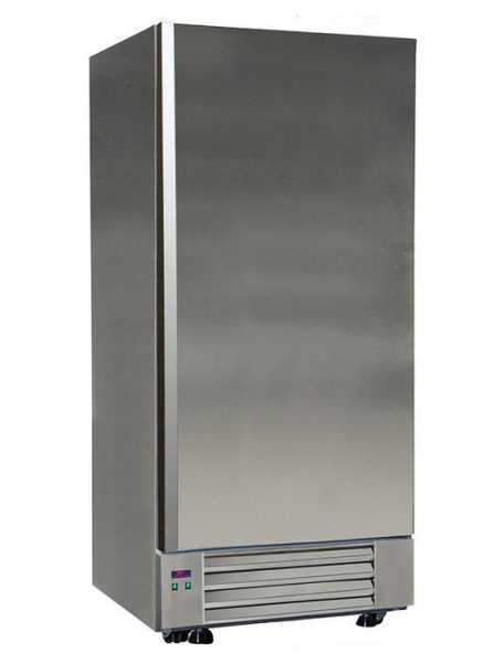 Frost Tech Upright Stainless Steel Heavy Duty Large Door