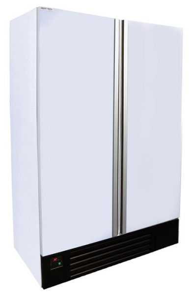 frosttech upright white heavy duty double door freezer - Upright Freezers