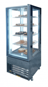 Upright Cake Display Fridge
